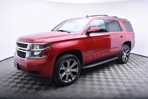 Pre-Owned 2015 Chevrolet Tahoe 4WD 4dr LT Four Wheel Drive SUV