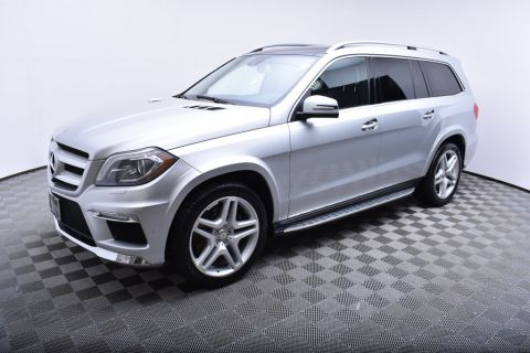 Pre-Owned 2015 Mercedes-Benz GL-Class 4MATIC® 4dr GL 550 AWD