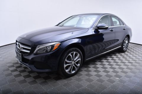 Pre-Owned 2015 Mercedes-Benz C-Class 4dr Sedan C 300 4MATIC® AWD