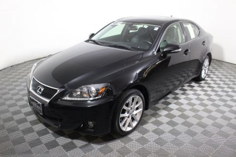 Pre-Owned 2012 Lexus IS 250 4dr Sport Sedan Automatic AWD AWD