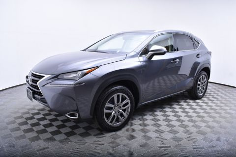 Pre-Owned 2015 Lexus NX 200t AWD 4dr AWD