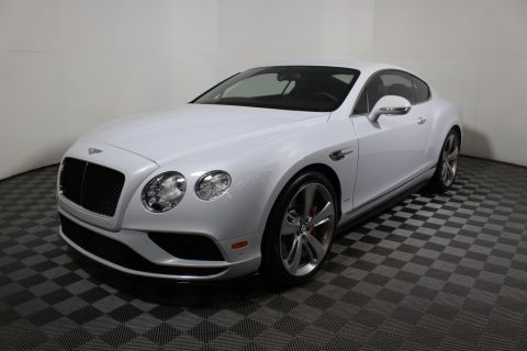 Pre-Owned 2017 Bentley Continental GT V8 S Coupe AWD