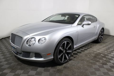 Pre-Owned 2013 Bentley CONTINENTAL GT 2DR CPE AWD