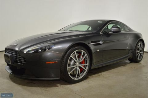 New 2016 Aston Martin V8 Vantage 2dr Coupe With Navigation