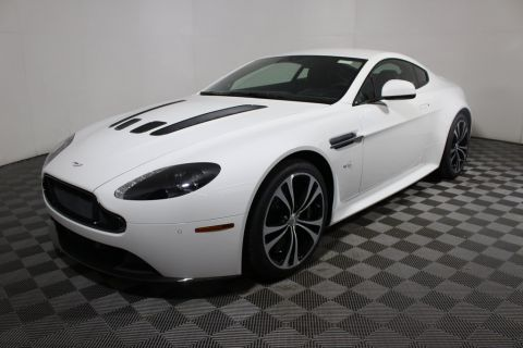 New 2017 Aston Martin Vantage V12 S Coupe With Navigation