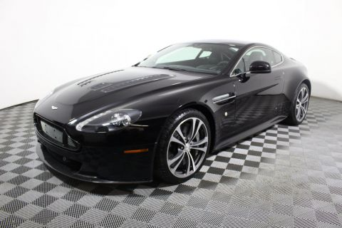 Pre-Owned 2015 Aston Martin V12 Vantage 2dr Coupe S Rear Wheel Drive Coupe