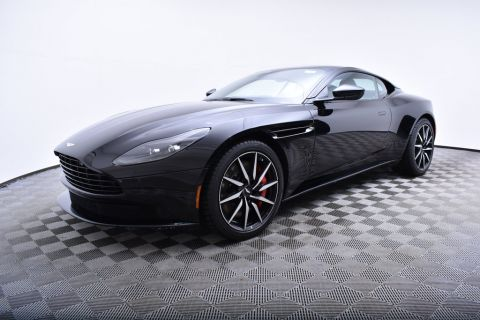 New 2018 Aston Martin DB11 V8 Coupe With Navigation