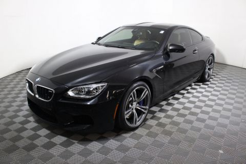 Pre-Owned 2013 BMW M6 2dr Coupe Rear Wheel Drive Coupe