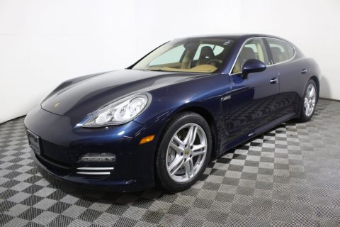 Pre-Owned 2012 Porsche Panamera 4dr Hatchback 4S AWD