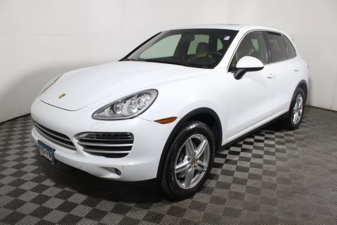 Pre-Owned 2014 Porsche CAYENNE PLATINUM EDITION AWD