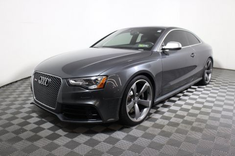 Pre-Owned 2014 Audi RS 5 2dr Coupe AWD