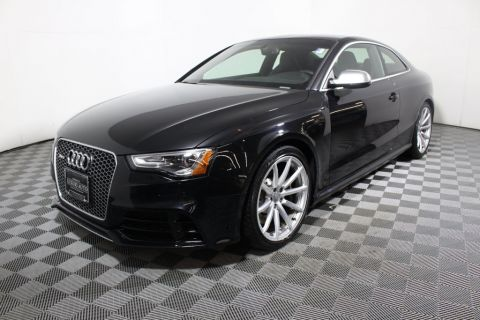 Pre-Owned 2014 Audi RS 5 2DR CPE AWD