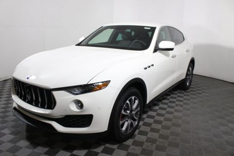 New 2018 Maserati Levante 3.0L AWD