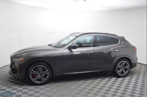 New 2017 Maserati Levante 3.0L AWD