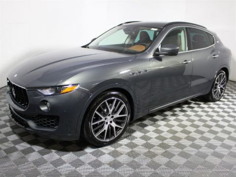 New 2017 Maserati Levante S 3.0L AWD