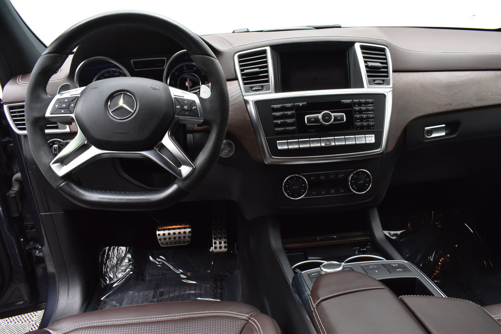 Pre-Owned 2013 Mercedes-Benz M-Class 4MATIC 4dr ML63 AMG®