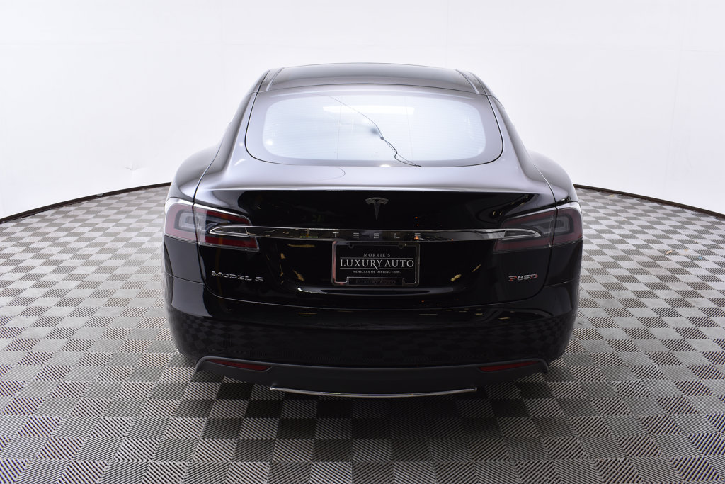 Pre-Owned 2015 Tesla Model S 4dr Sedan AWD P85D