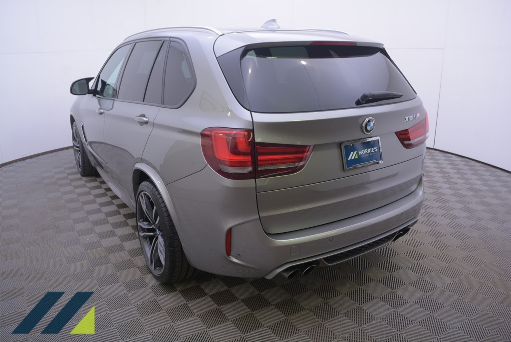 Pre-Owned 2017 BMW X5 M Base