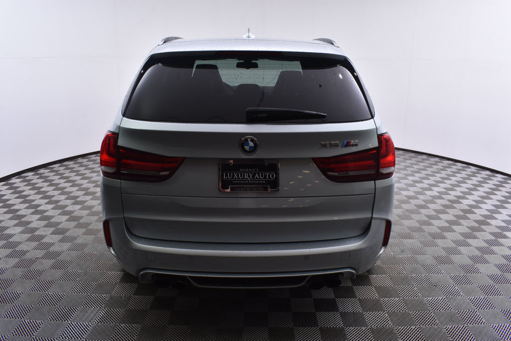 Pre-Owned 2015 BMW X5 M 4DR AWD