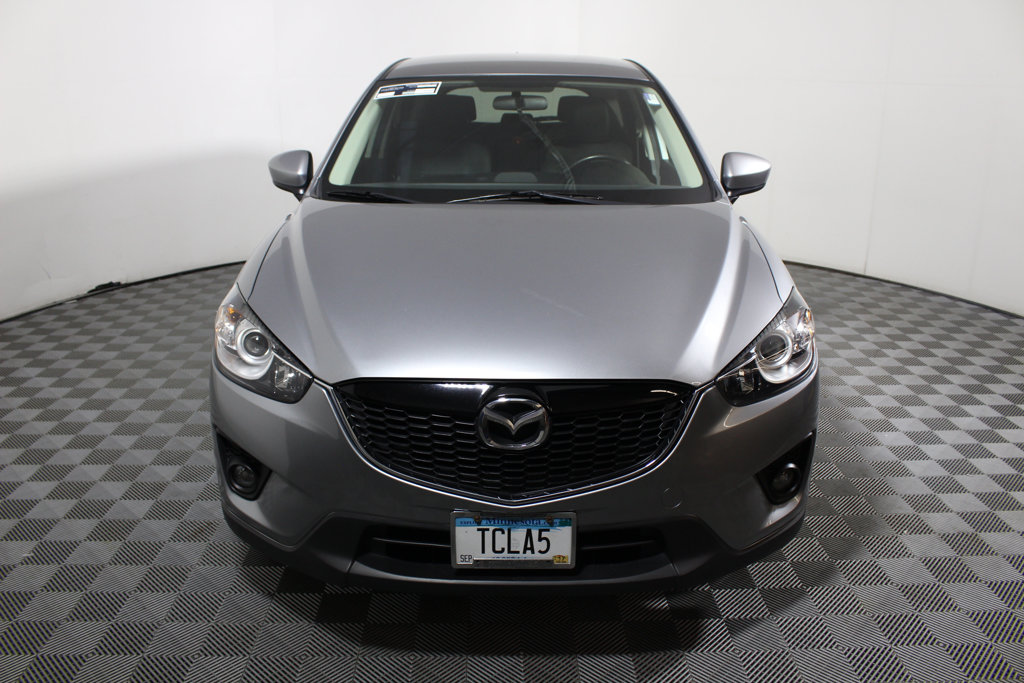 Pre-Owned 2014 Mazda CX-5 AWD 4dr Automatic Touring