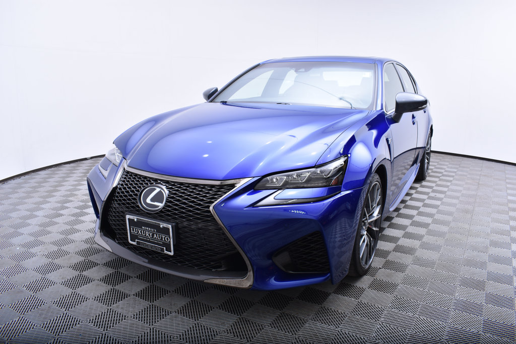 Pre-Owned 2016 Lexus GS F 4dr Sedan