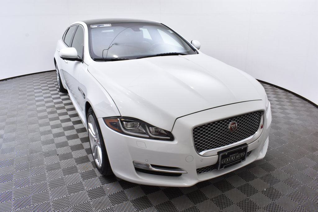 Pre-Owned 2016 Jaguar XJ 4dr Sedan XJL Portfolio AWD
