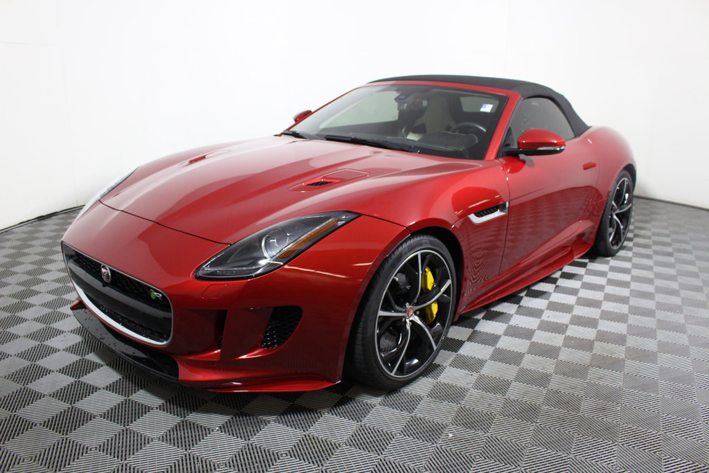 Pre Owned 2016 Jaguar F TYPE 2dr Convertible Automatic R AWD