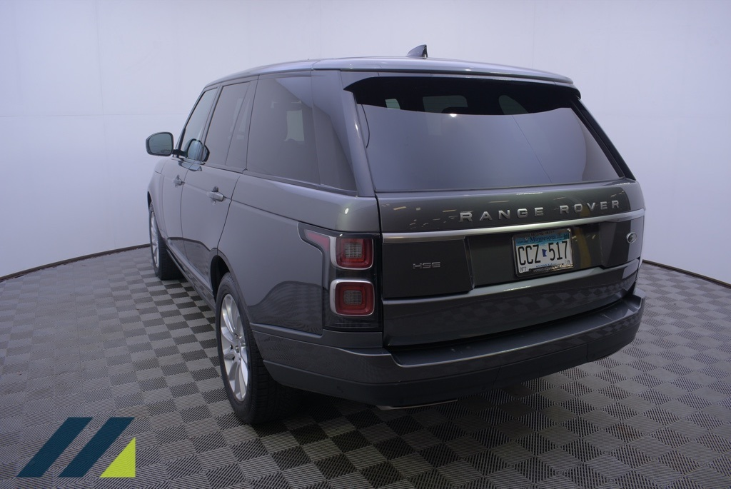 Pre-Owned 2019 Land Rover Range Rover 3.0L V6 Supercharged HSE