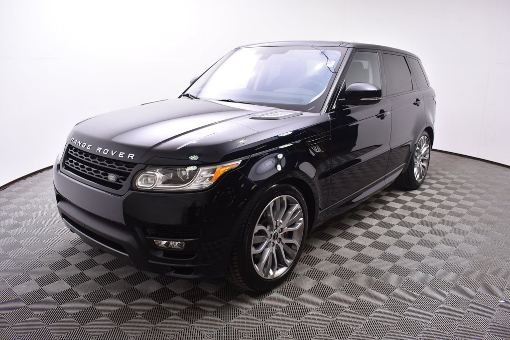 Pre Owned 2016 Land Rover Range Sport 4wd 4dr V8 Autobiography