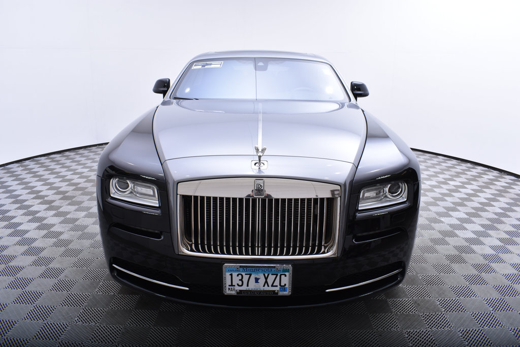 Pre-Owned 2014 Rolls-Royce Wraith 2dr Coupe