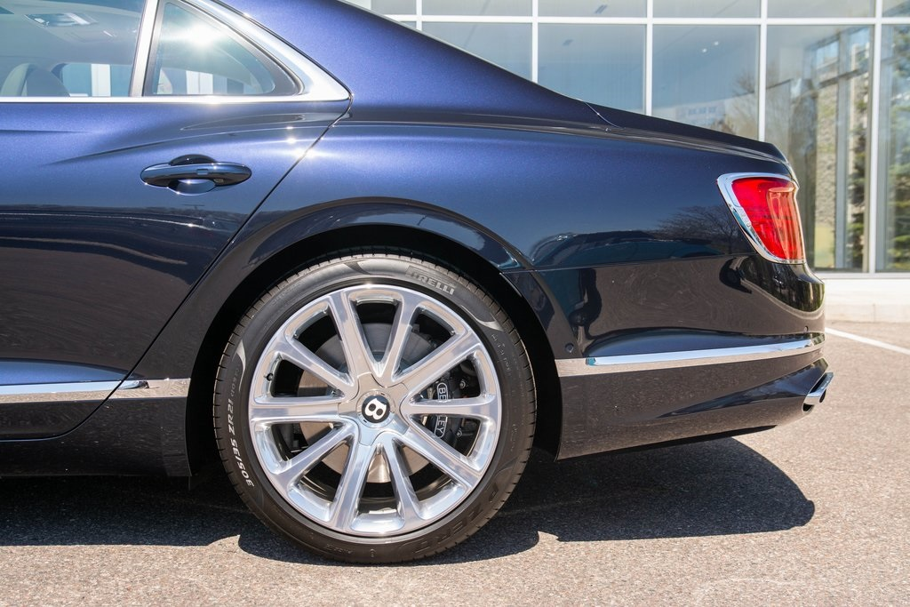New 2020 Bentley Continental Flying Spur Base