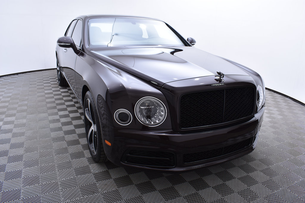 New 2018 Bentley Mulsanne Speed Sedan