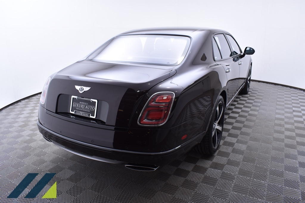 Pre-Owned 2018 Bentley Mulsanne Speed