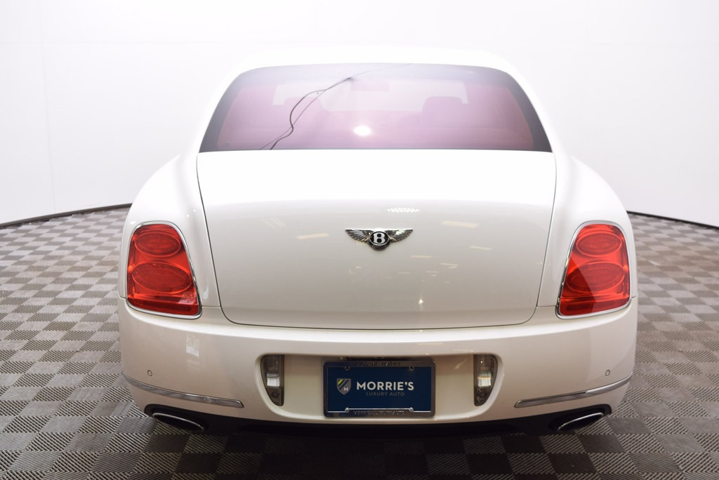 Pre-Owned 2009 Bentley Continental Flying Spur Base