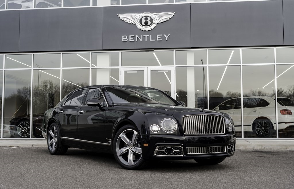 New 2019 Bentley Mulsanne Speed With Navigation