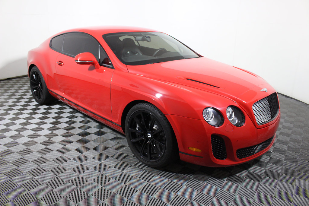 Pre-Owned 2010 Bentley CONTINENTAL SUP SUPERSPORTS