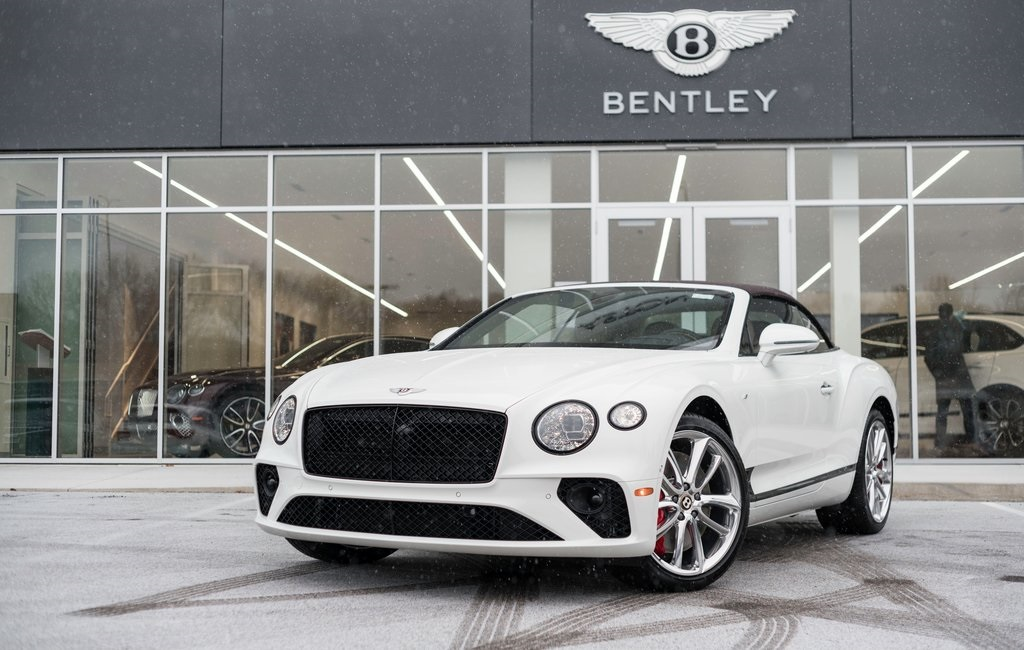 New 2020 Bentley Continental GT-C V8 With Navigation & AWD