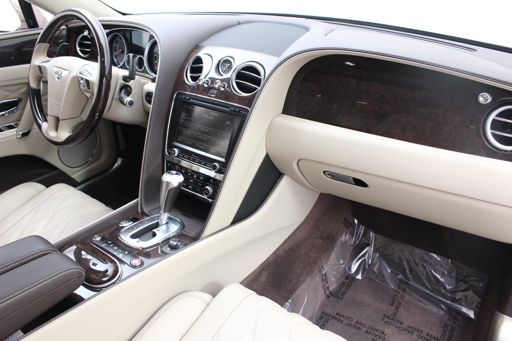 Certified Pre-Owned 2014 Bentley Continental Flying Spur 4dr Sedan
