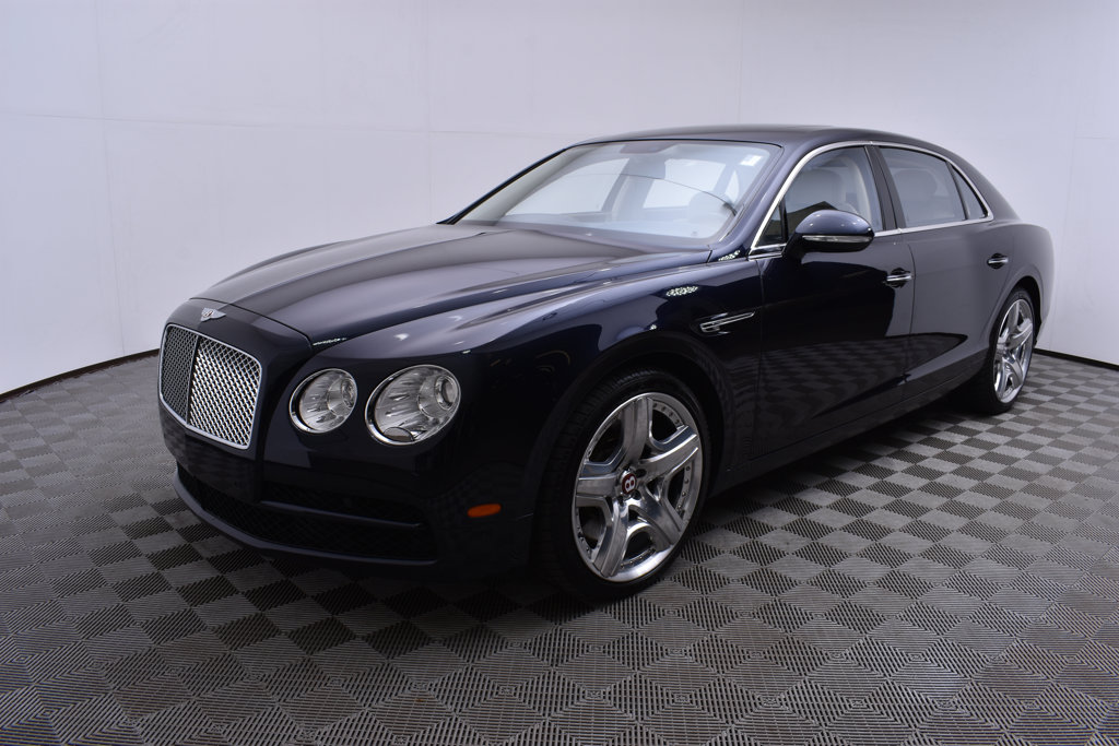 Pre-Owned 2015 Bentley Flying Spur 4dr Sedan V8 Sedan in Golden ...