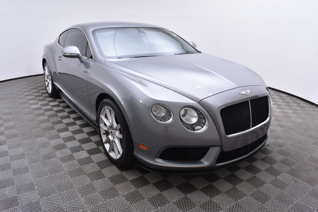 Pre-Owned 2014 Bentley Continental GT V8 S 2dr Coupe