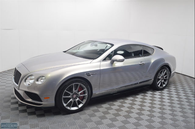 New 2017 Bentley Continental GT V8 S Coupe With Navigation & AWD