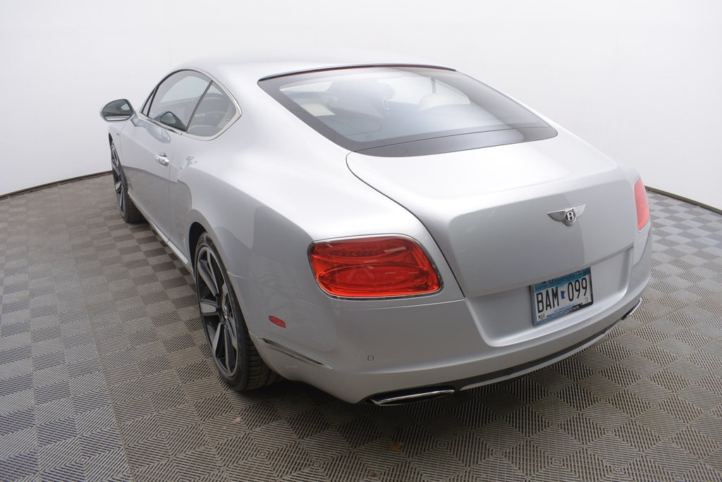 Pre-Owned 2013 Bentley Continental GT Base