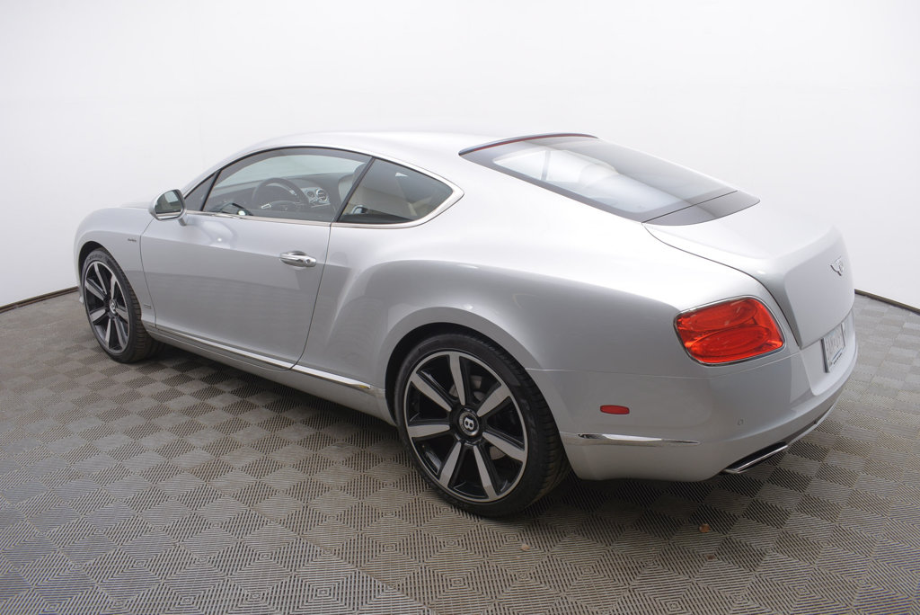 Pre-Owned 2013 Bentley CONTINENTAL GT 2DR CPE