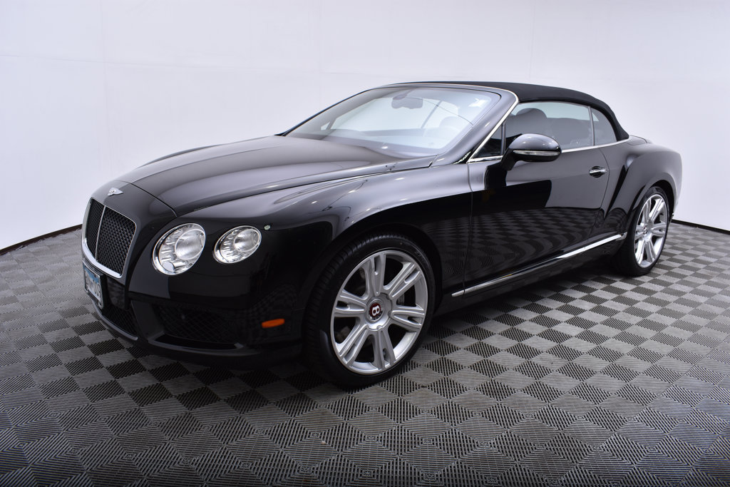 Pre Owned 2013 Bentley Continental Gt V8 2dr Convertible Convertible