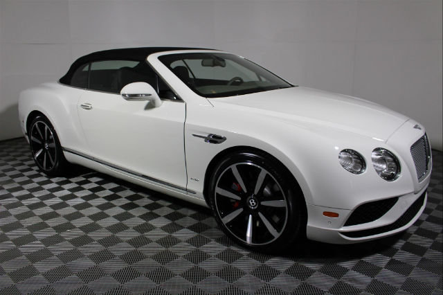 New 2017 Bentley Continental GT Convertible