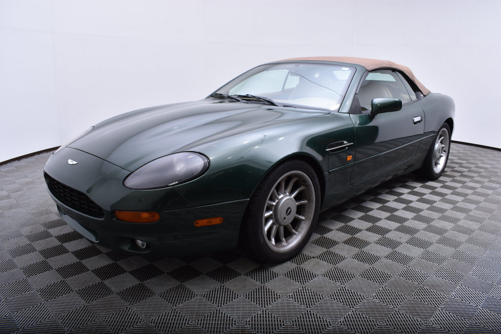 PreOwned Aston Martin DB In Golden Valley BU Morries - 1998 aston martin db7