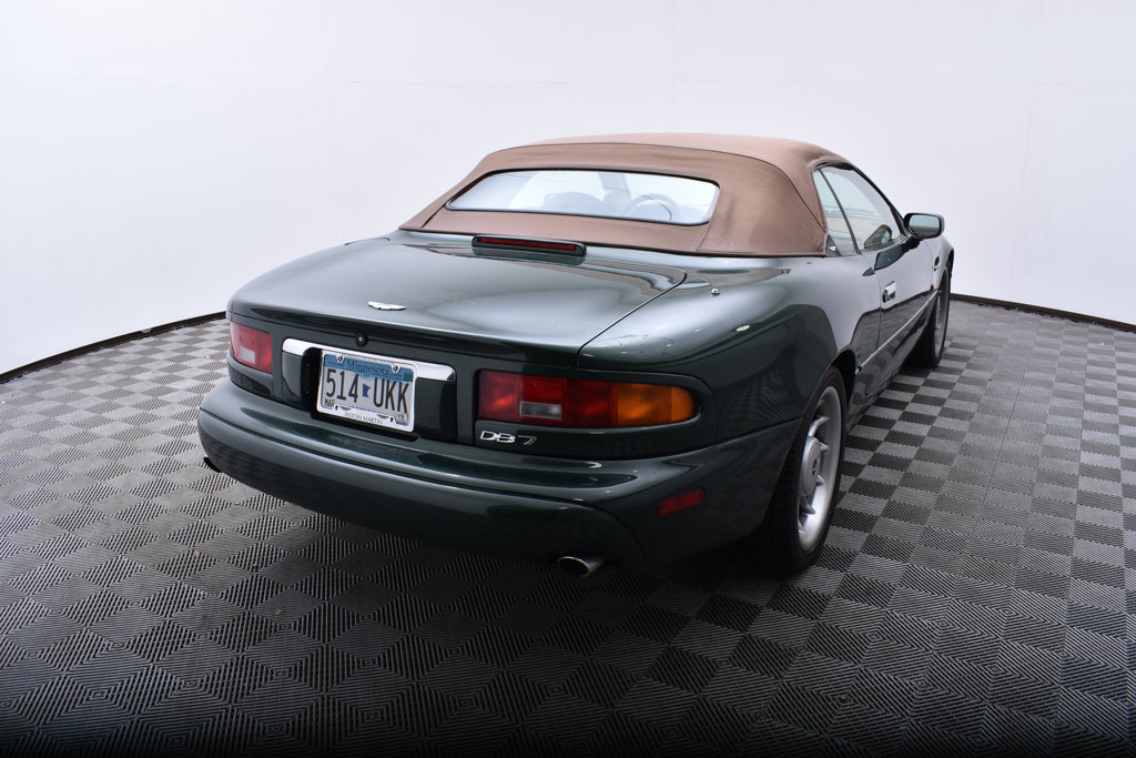 Pre-Owned 1998 Aston Martin DB7