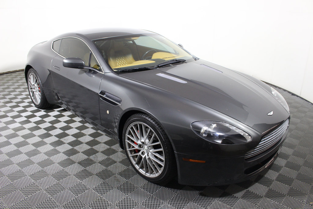 Pre-Owned 2009 Aston Martin Vantage 2dr Coupe Sportshift