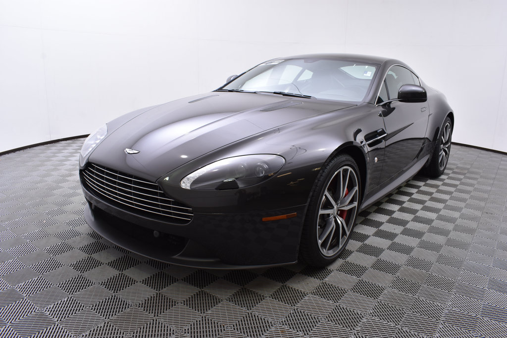 PreOwned Aston Martin V Vantage Dr Coupe Coupe In Golden - Aston martin pics