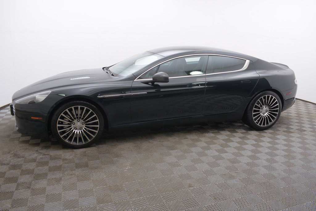 Pre-Owned 2015 Aston Martin Rapide S 4dr Sedan Automatic